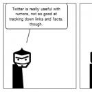 Twitter's usefulness