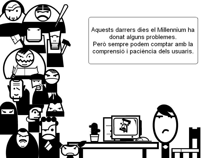Problemes informàtics