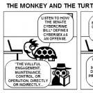 The Monkey and the Turtle (2012-02-09)