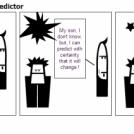 Saint Clod weather predictor