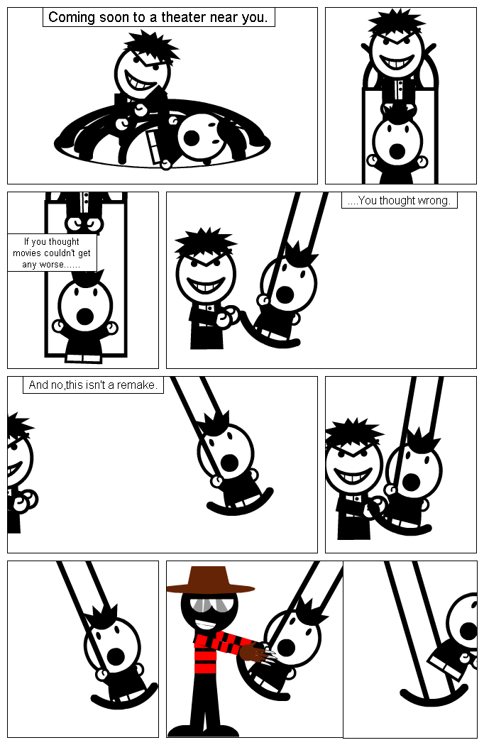 Freddy vs. Jesus 1