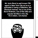 The Bond Brothers: Ionic Bond