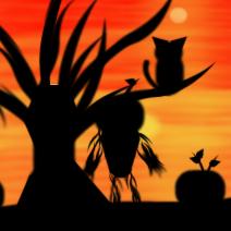 Hallow's Eve Sunset