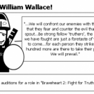 I am William Wallace!