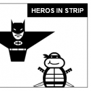 Heros in Strip