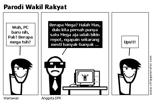 Parodi Wakil Rakyat