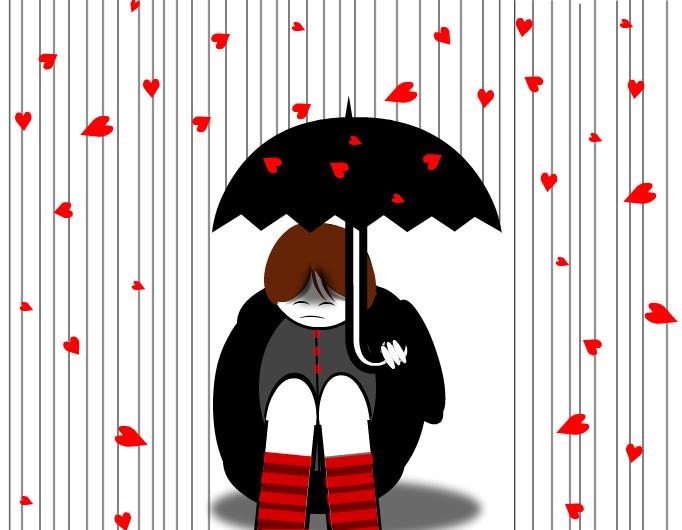 Lonely Valentines Days