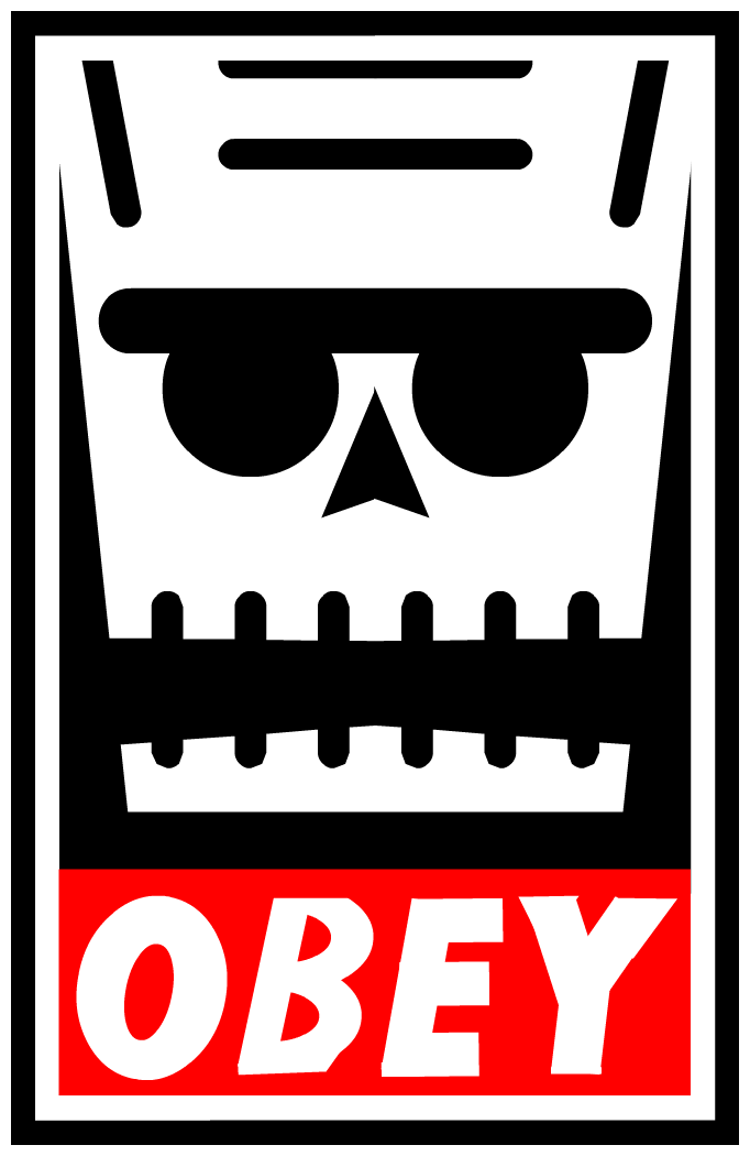OBEY (SG Style)