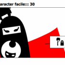 :::le character facile::: 30