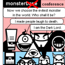 monsterbane 4: monster conference!