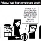 Black Friday: Wal-Mart employee trampled