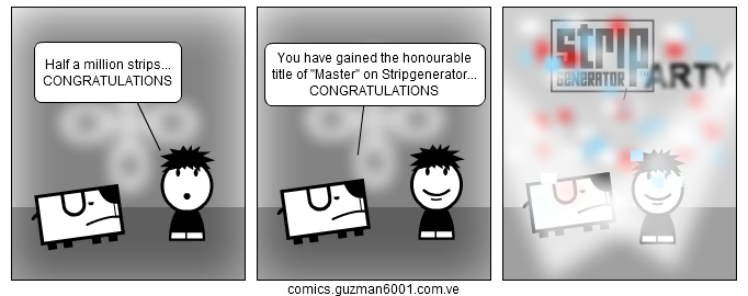 Special 500.000 + New Achievement