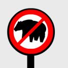 No bear
