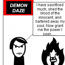 DEMON DAZE