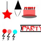 Birthday theme pack
