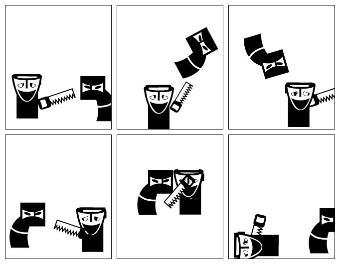 ninja saw