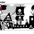 Pirates of Stripgenerator