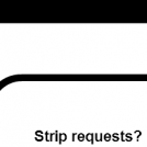 Strip requests?