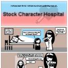 Stock Character Hospital