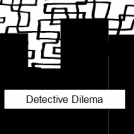 Cover for Detective Dilema