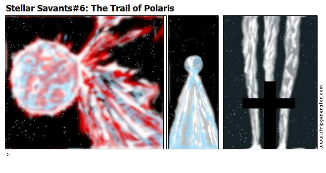 Stellar Savants#6: The Trail of Polaris