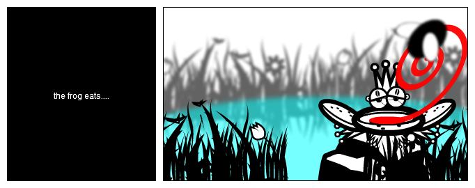 the frog story II