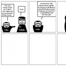 Socials Cartoon