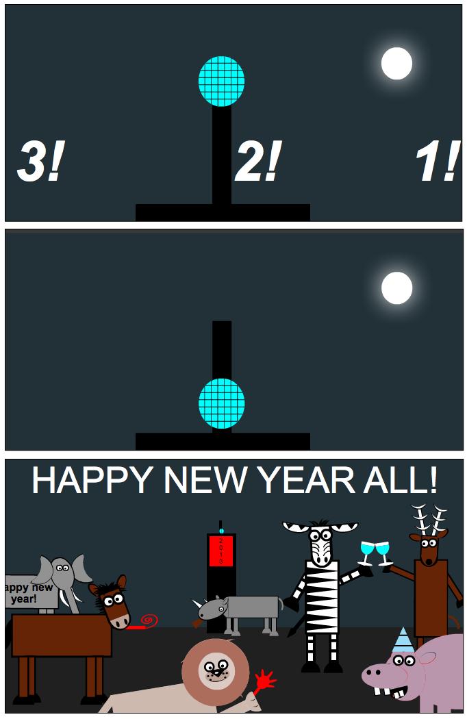 Happy New Year! (H&C 15)