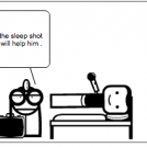 THE SLEEP CARTOON
