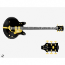 Gretsch &quot;Jet Black&quot;