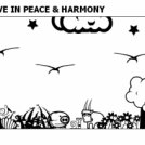 I WISH WE CAN LIVE IN PEACE & HARMONY