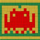 Mosaic Invader
