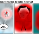 ROCK OFF!2: kennys transformation to battle RetroC