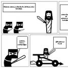 Jesus Fights Bandits (En Español)