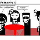 Sg cafe knavery :D