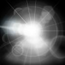 Lens flare test