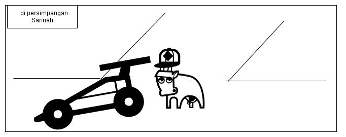 kambing lantas