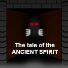 The tale of the Ancient Spirit book cover