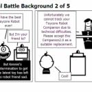 El Com # 170 - Final Battle Background 2 of 5