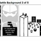 El Com 171 - Final Battle Background 3 of 5