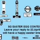 Easter EEg contest!!