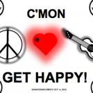 Get Happy.