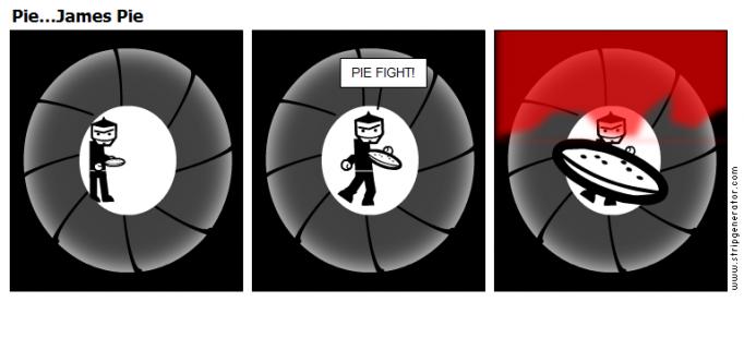 Pie...James Pie