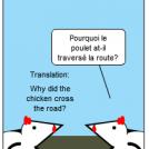 Pardonne mes poules françaises