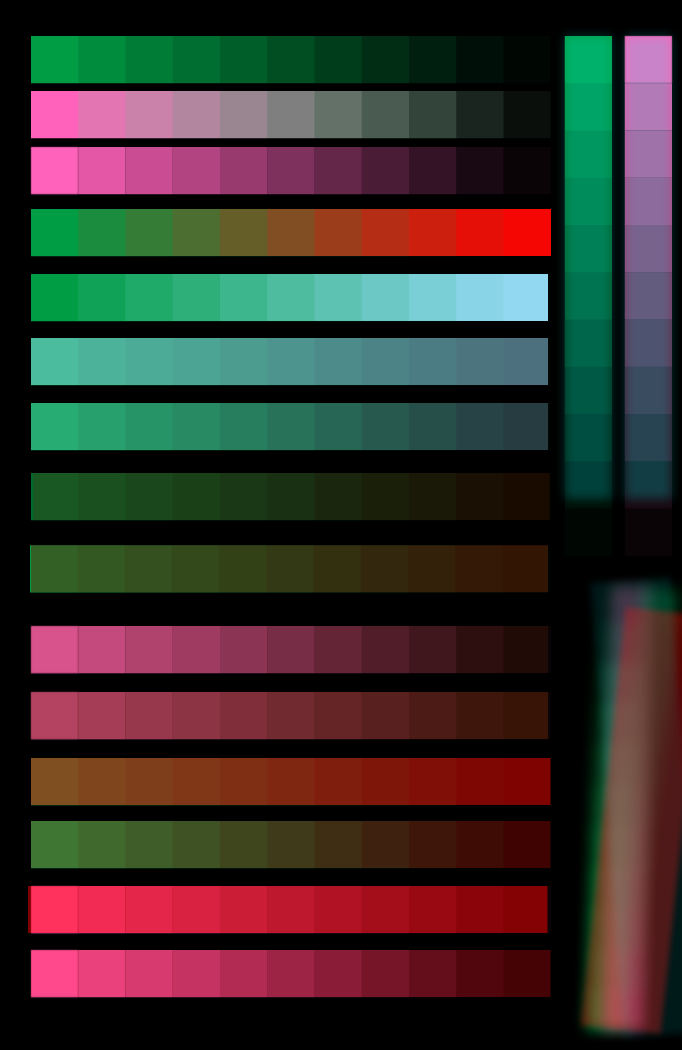 United Colors of Stripgenerator