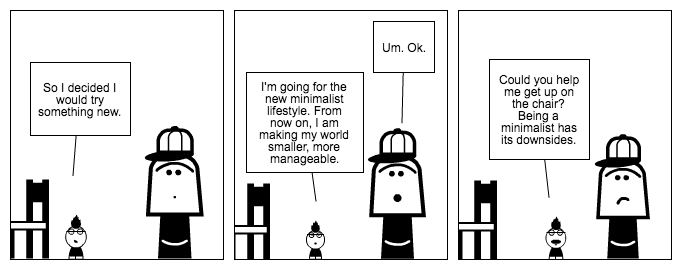 Minimalist World