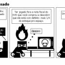 Ninja Urbano Estressado