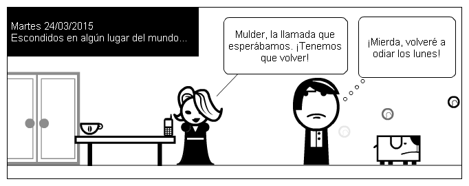 Mulder y Scully, ¡vuelven!
