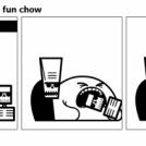 grin fun tango - my fun chow
