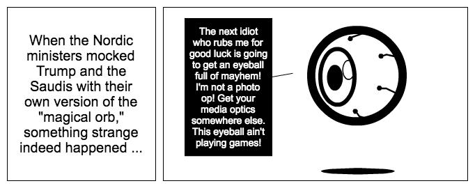 Eyeball Full of Mayhem